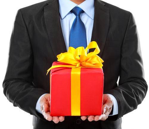 Quelques types de cadeaux offerts par les entreprises à leurs salariés