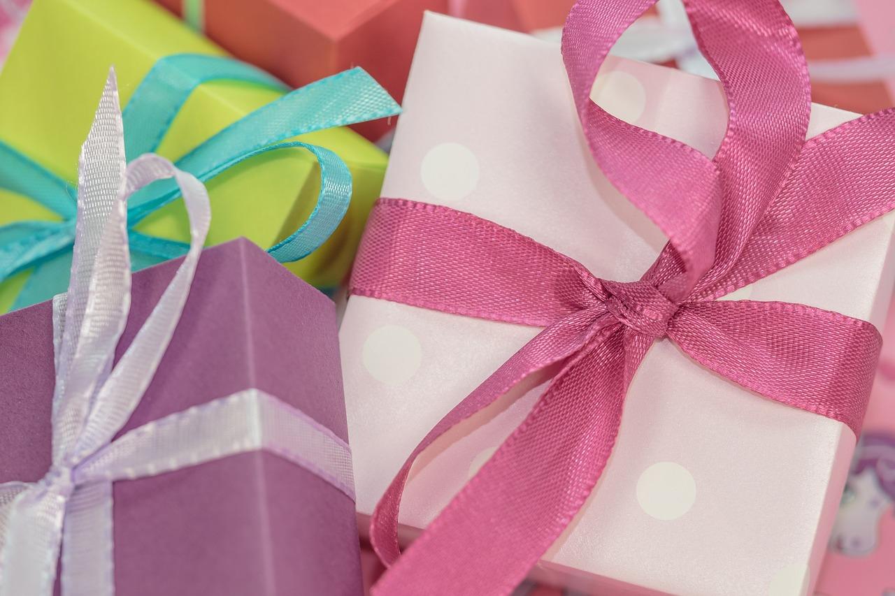 Le type de cadeau adéquat pour trois types de personne !
