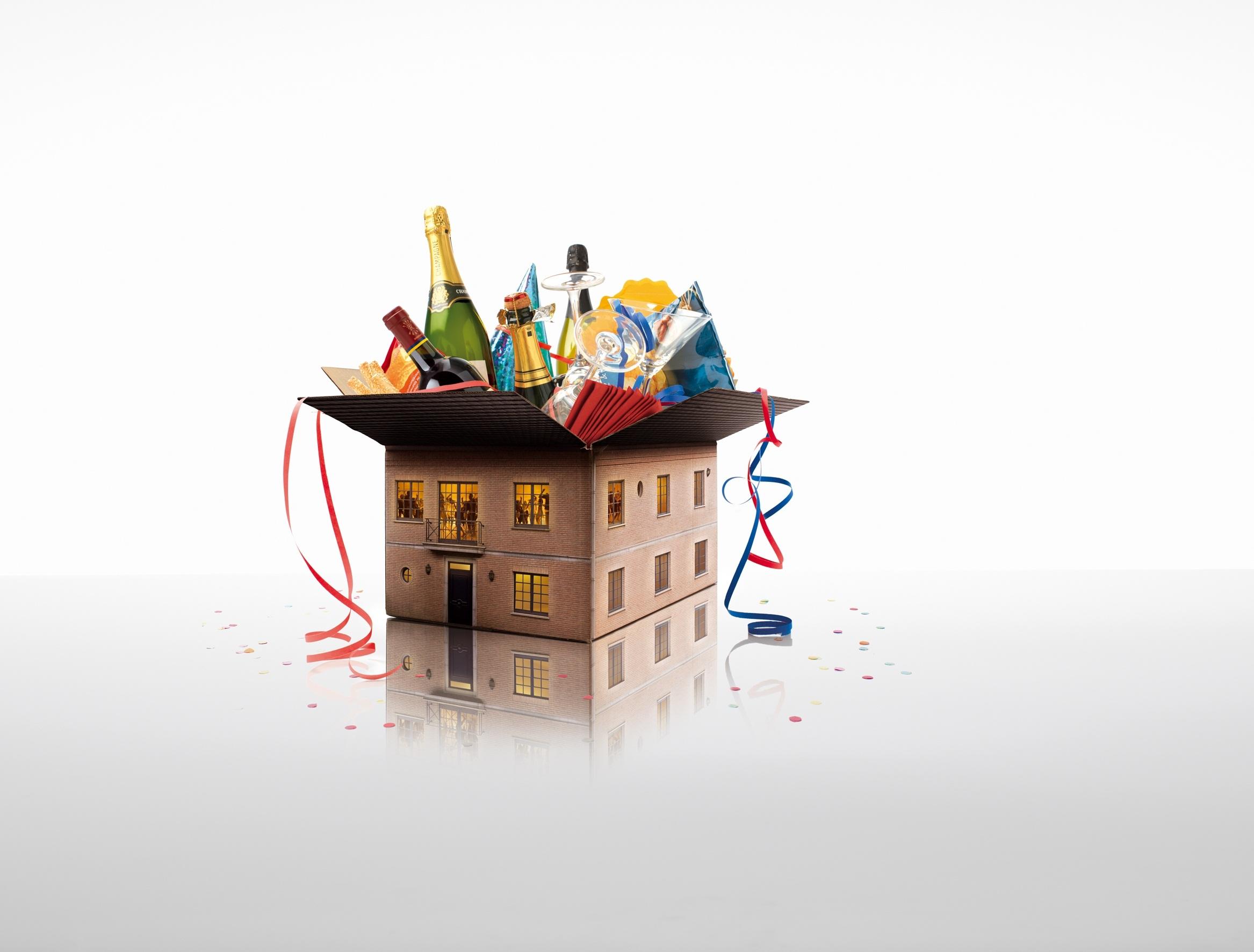 Trouver une idée de cadeau de crémaillère pour vos proches qui déménagent