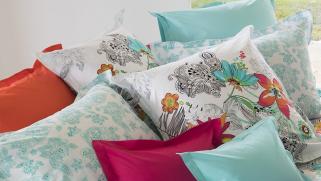 S'offrir une parure de lit fleurie pour célébrer le printemps !