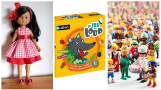 3 idées de cadeaux de Noël pour une petite fille