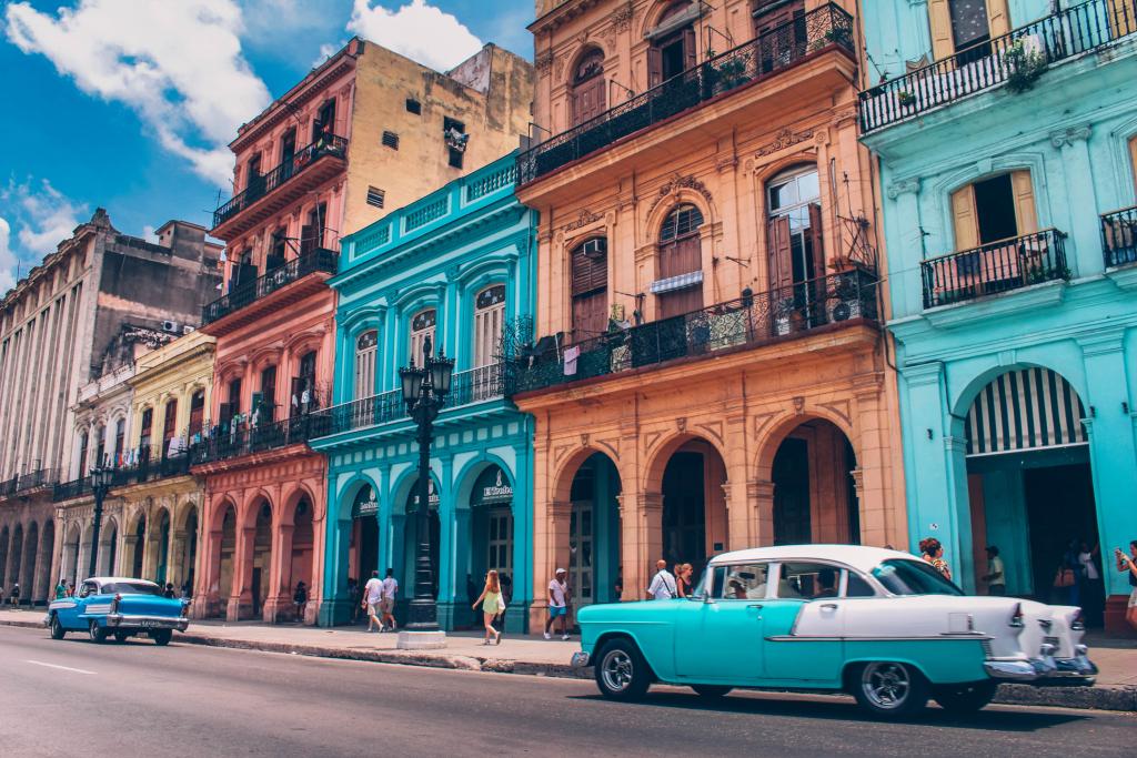 Partir à Cuba en voyage de noces