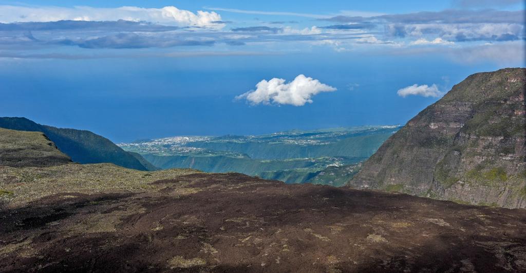 Partir en voyage de noces à la Réunion